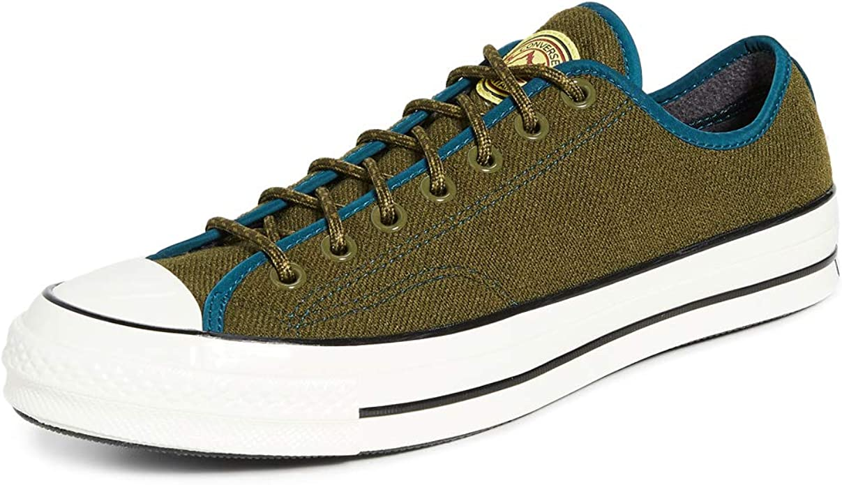 Converse Men's Chuck 70 Archival Terry Low Top Sneakers
