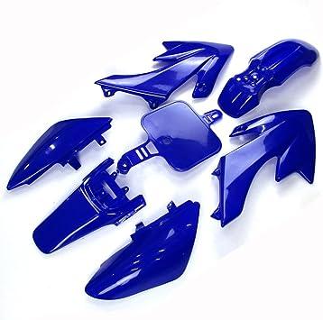 ABS Plastic Fender Fairing Body Work Kit Set For Honda XR50 CRF50 Chinese 50cc 70cc 90cc 110cc 125cc 140cc 150cc 160cc Dirt Pit Bike