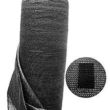 70% 10ft x 16ft Sunblock Shade Cloth UV Resistant Shade Fabric Cut Edge Sun Mesh Shade Netting