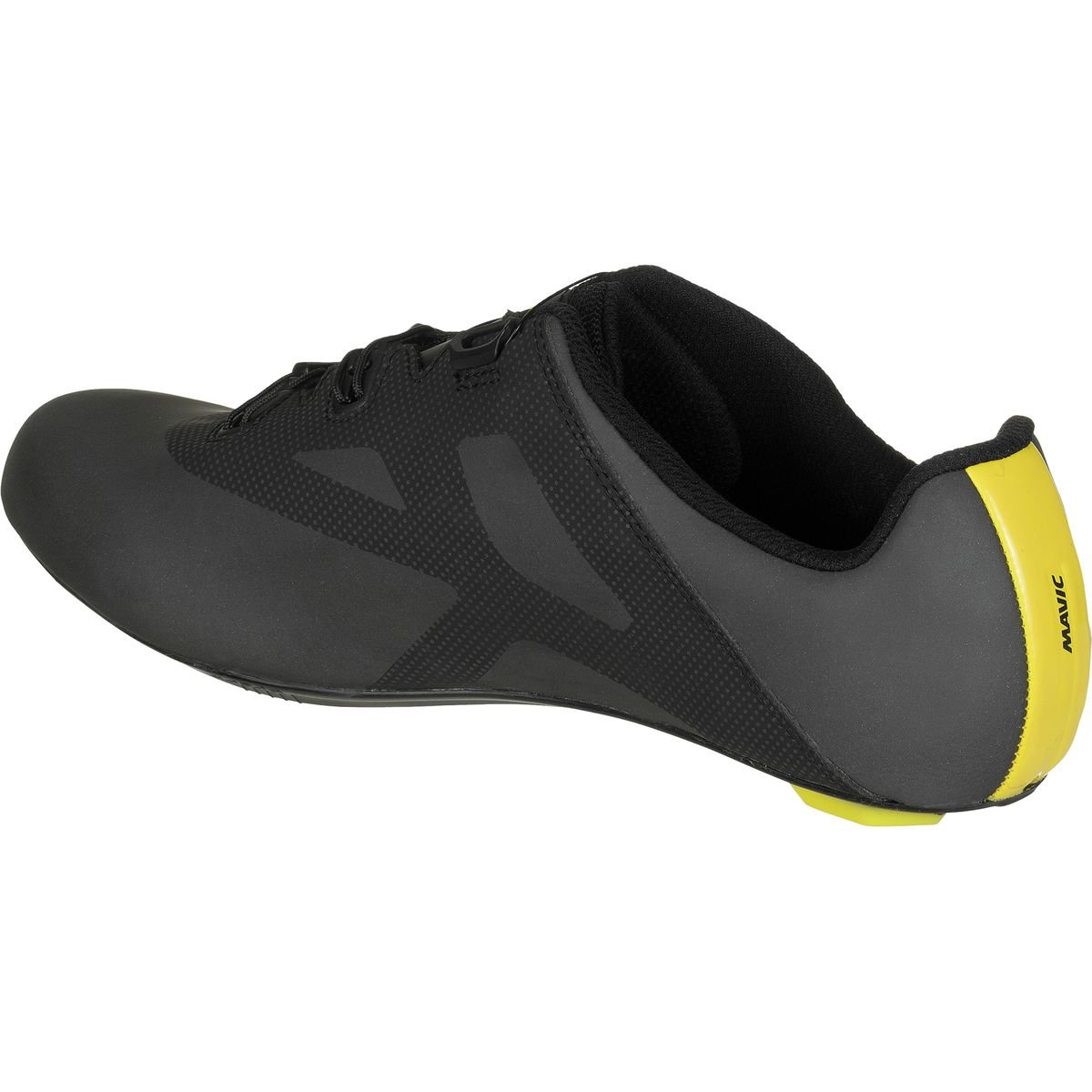 Mens Black//Yellow Mavic//Black Mavic Cosmic Elite Vision cm Cycling Shoe US 12.0//UK 11.5