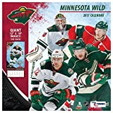 Minnesota Wild 2017 Calendar