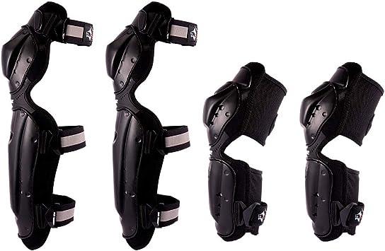 Bl Shift Racing Enforcer Adult Knee//Shin Guard Motocross Motorcycle Body Armor