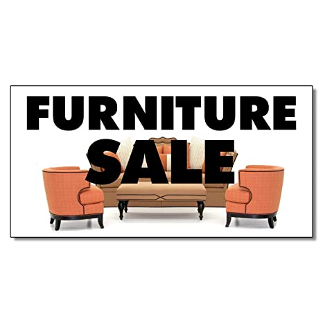 Amazon.com: Muebles venta calcomanía tienda al por menor de ...