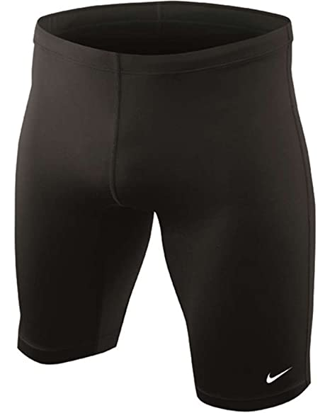 Amazon.com: Nike Men s Poly Core sólidos Jammer traje negro ...