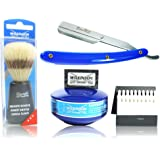 SOVEREIGN CUTTHROAT RAZOR SHAVING SET..