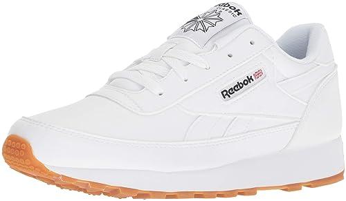 7a1a27efe057 Reebok Women s CL Renaissance Wide D Sneaker White Black Gum