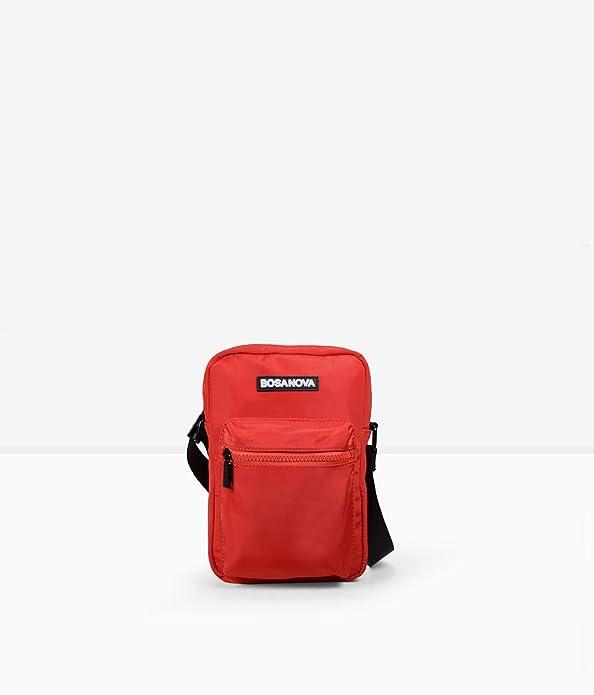 0f77031de3a Bandolera Unisex con Logo.  Amazon.es  Zapatos y complementos