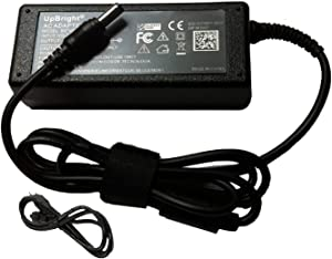 UpBright New 18.5V AC/DC Adapter Replacement for HP Officejet 100 150 Mobile AIO Printer L411 L411a CN551A CN551-64001 CN550A#B1H CN550AB1H CN550A#BEF 18.5VDC Power Supply Cord Battery Charger