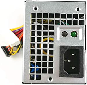 QUETTERLEE Replacement New 250W Power Supply for Dell Inspiron 530s 620s Vostro 200s 220s, Optiplex 390 790 990 Series L250NS-00 D250ED-00 CYY97 0CYY97 YJ1JT 3MV8H 7GC81 6MVJH