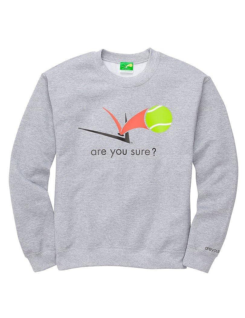 Womens Tennis Sweatshirt are you sure