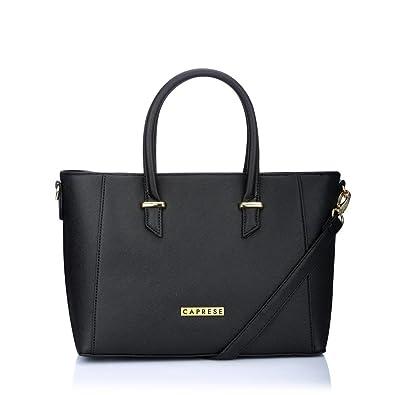 68c60a13329 Caprese Porsche Women's Tote Bag (Black)