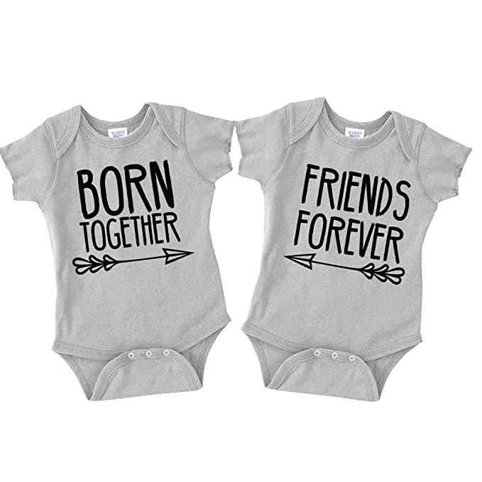 Amazon.com: Born juntos Friends Forever individual Set Bebé ...