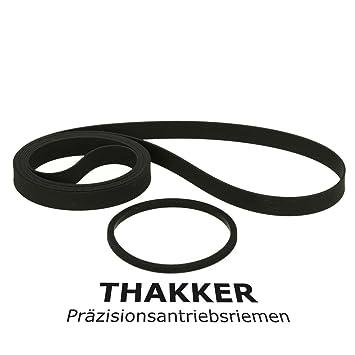 Thakker Technics SL-L 20 Original Kit Correa Tocadiscos Belt ...