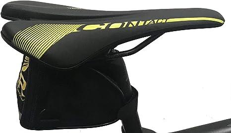 SBR - Bolsa para Bicicleta con Correa de Malla, Bolsa para Asiento ...