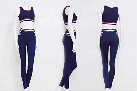 DSWVBGX 2019 Unique Fitness Suit Female Sport Set Mujer Dry Fit ...