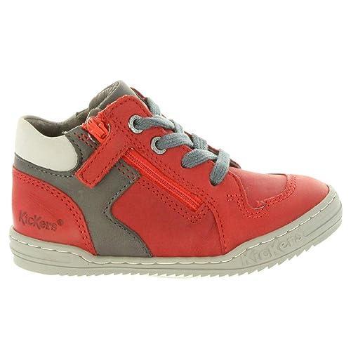 competitive price 5c944 c3ddc Kickers Scarpe per Bambino e Bambina 572131-10 JOUJOU 12 ...
