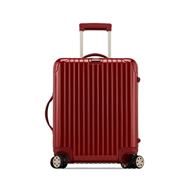 Rimowa Salsa Deluxe   Cabin Multiwheel Orient Red