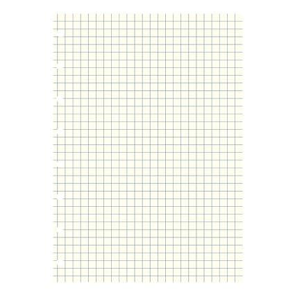 Filofax Notebooks A5 Quad Journal Refill, Movable, 8 1/4 x 5 13/16 inches, 32 Cream Sheets Fits Filofax Refillable A5 (B152905U)