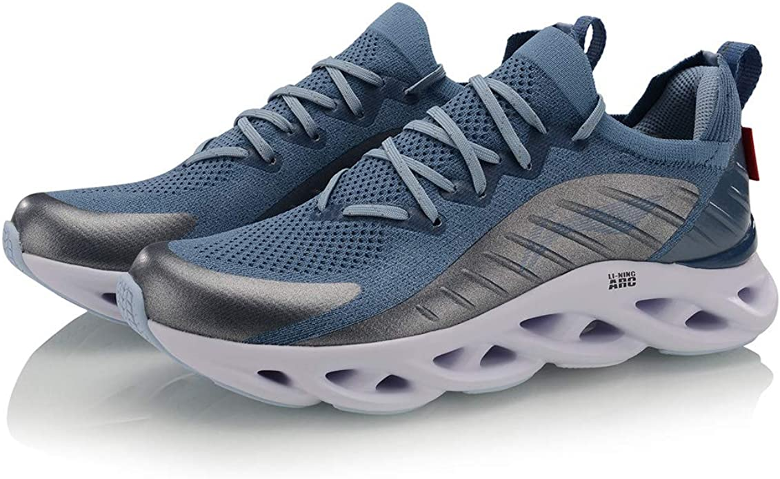 LI-NING Men Running Shoes Breathable
