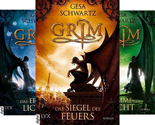 Grim (Reihe in 3 Bänden) by