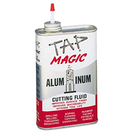 Tap Magic Aluminum - 16 oz  tap magic aluminum w/spout top [Set of 12]