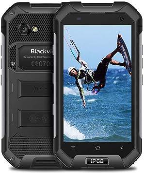"Blackview BV6000s - Movil Antigolpes (4.7"" HD, Memoria de 2GB + ..."
