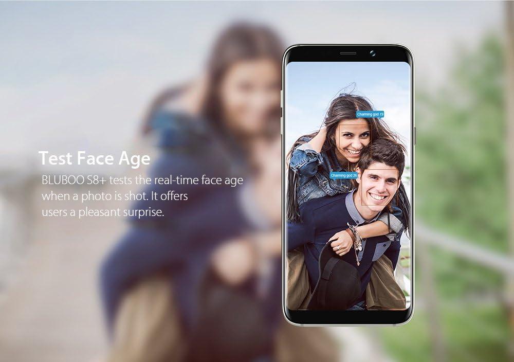 BLUBOO S8 Plus Smartphone 6 Pulgadas Pantalla HD + 1440 * 720 ...