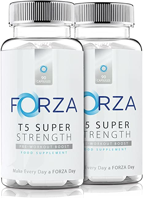 forza t5 fat burner review