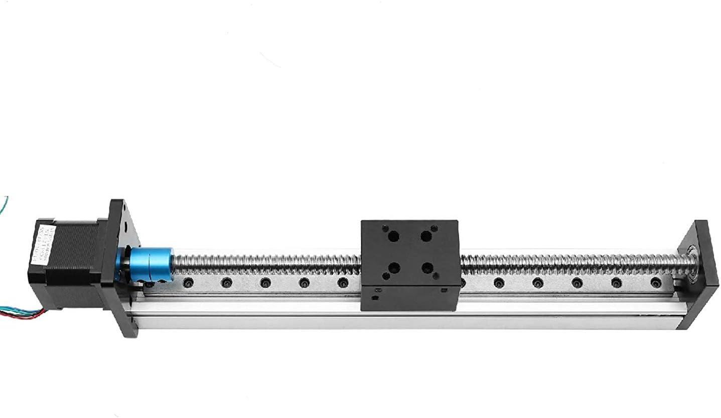f/ür CNC und 3D Drucker Linearf/ührung Schiebetisch Bewegungssystem Antrella 200mm Effektiver Hub Kugelgewindetrieb RM1204 SFU1204 mit 42 Schrittmotor Nema 17