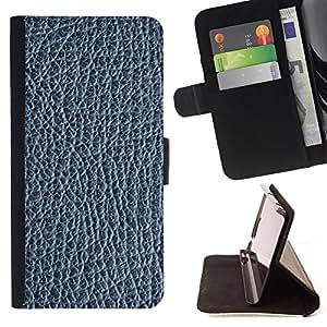 - Macro Photography Leather Imitation - Estilo PU billetera de cuero del soporte del tir???¡¯????n [solapa de cierre] Cubierta- For Samsung Galaxy A3 £š Devil Case £©