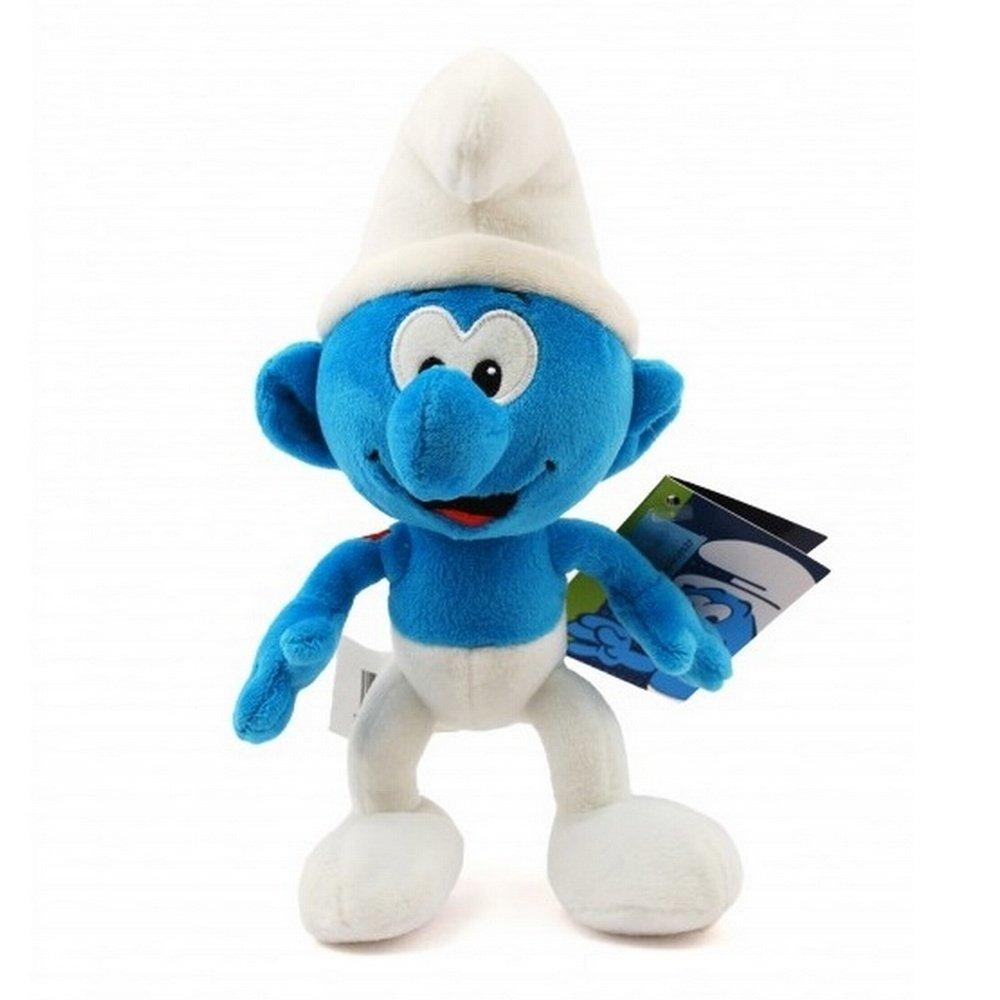 JOY TOY 755630 Smurf Plush Toy, 30 cm by JOY TOY