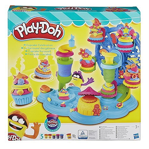 Play-Doh - Cupcake Celebration Play set