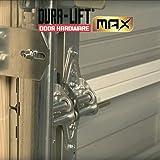"Ultra-Life MAX 2"" Sealed 6200ZZ Nylon Garage Door"