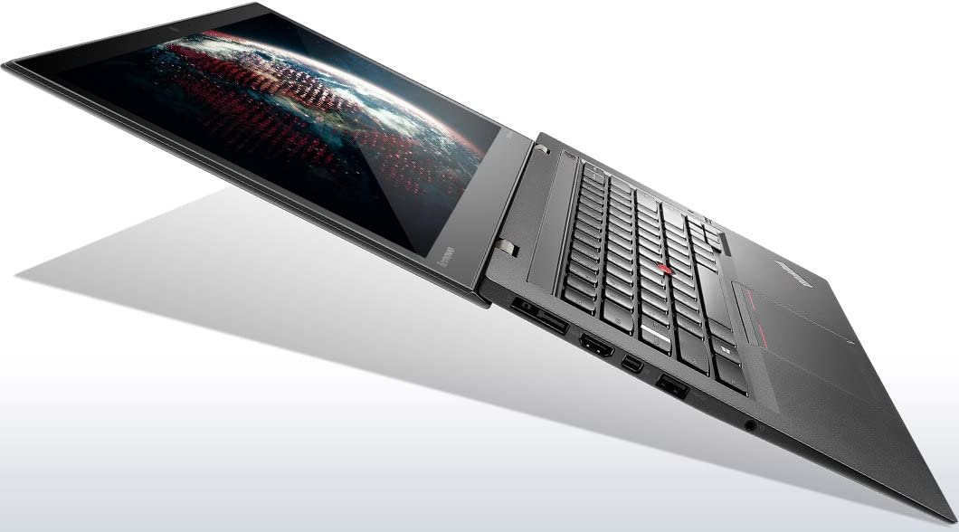 "Lenovo ThinkPad X1 Carbon Touch 2nd Generation Business Ultrabook - Core i7-4600U, 512GB SSD, 8GB RAM, 14.0"" IPS WQHD (2560 x 1440) Anti-Glare Touchscreen, 720p HD Webcam, Intel AC-7260 Advanced WiFi, Bluetooth, Fingerprint Reader, Backlit Keyboard, Windows 7 Professional 64-bit"