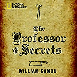 The Professor of Secrets Audiobook