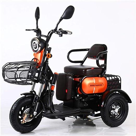 MMRLY Triciclo eléctrico, Scooter para Adultos, Ancianos ...