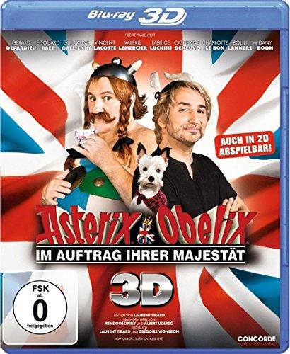 Price comparison product image Asterix & Obelix - Im Auftrag Ihrer Majestät