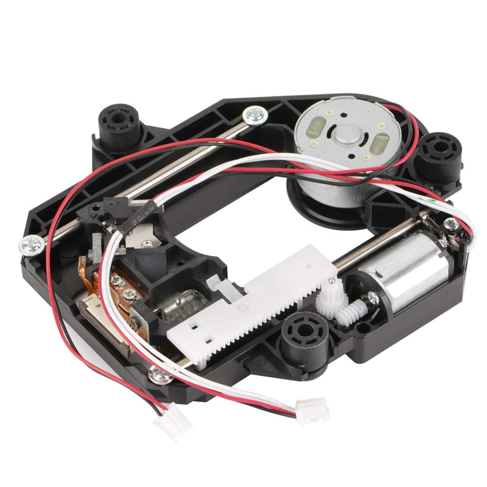 Optical Pick-Up Laser Lens Mechanism, Walfront KHM-313AAA Optical Pick-Up Laser Lens Mechanism Optical Drive Replacement Parts (Black) by Wal front (Image #7)