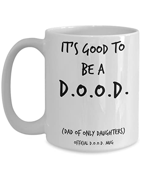 Amazon.com: Dad Gifts From Daughter Mug - Funny Quotes for ...