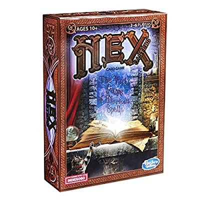 Hex Casters Game: Toys & Games