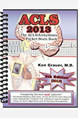 ACLS - 2013 Pocket Brain Book Spiral-bound