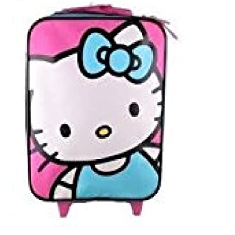 f193e71559a Image Unavailable. Image not available for. Color  Sanrio Hello Kitty  Rolling Suitcase