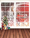 Merry Decoration Polyester Cotton Photo Background Seamless Waterproof Printed Photography Backdrop L857