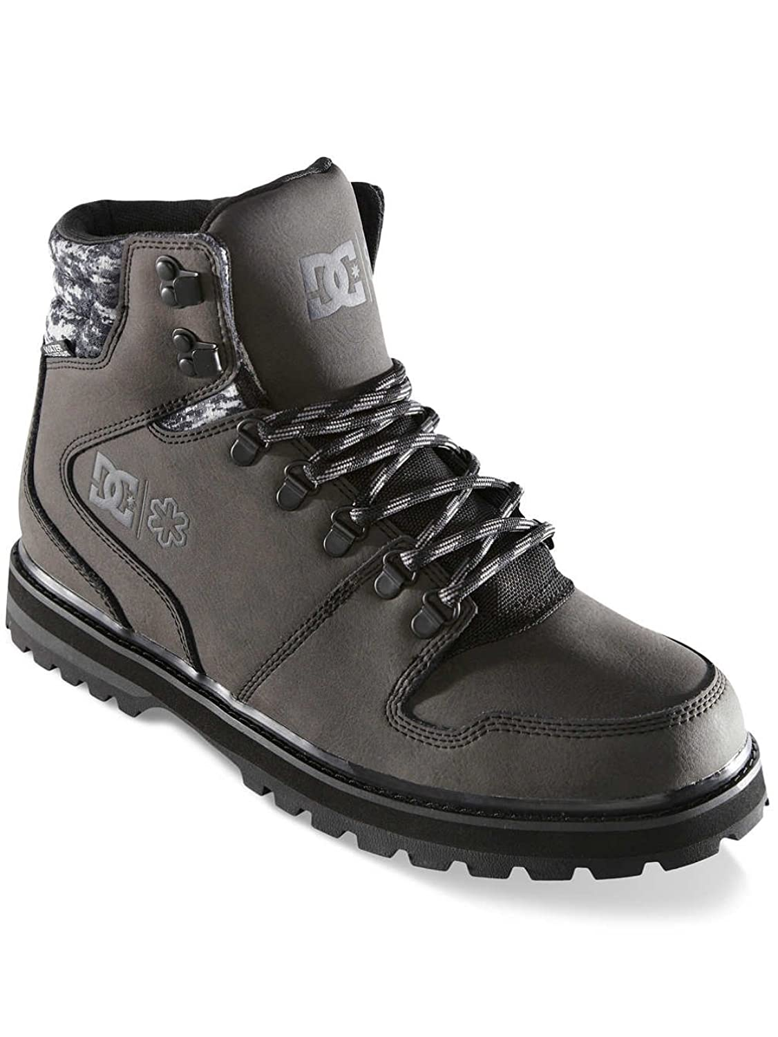 DC - Mens Peary SPT Boot, Black Camo