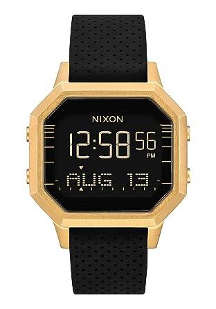 Digital 00 Silicone Femmes Bracelet En 2970 Nixon A1211 Montre Avec mv8wNn0