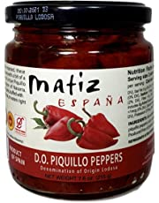 Matiz Espana Piquillo Peppers, Denomination of Origin Lodosa, 7.6 ounce