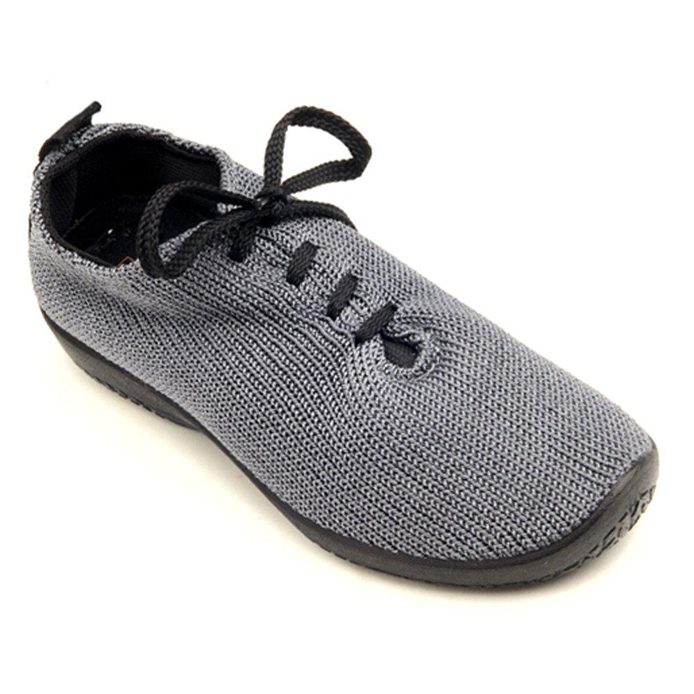 Arcopedico Womens LS 1151 Fabric Shoes 38 EU Titanium