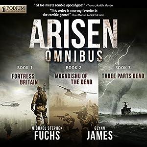 Arisen Omnibus Edition: Books 1-3 Audiobook