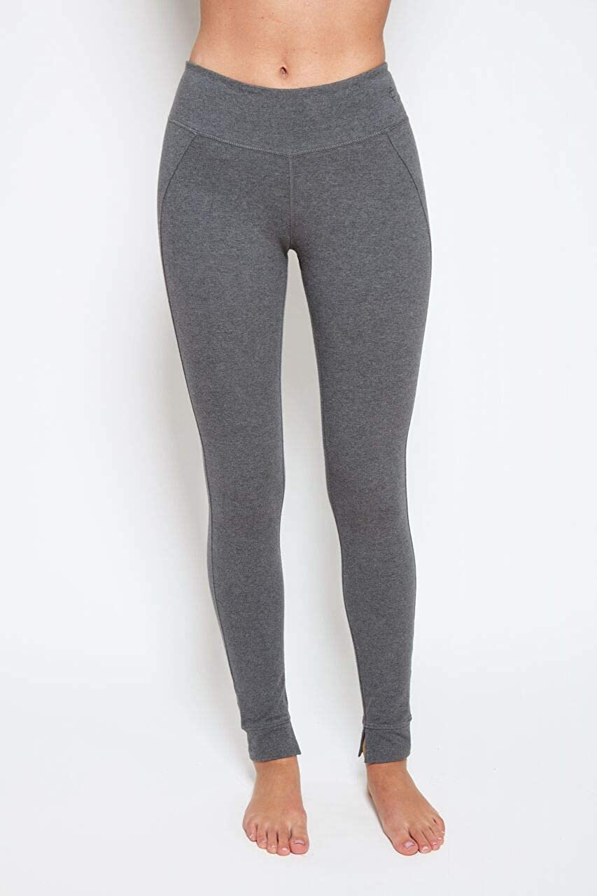 f4b4cfe4e6 Amazon.com: Satva Women's Organic Cotton Mantra Legging Yoga Pants Running  Sports Workout Tights Soft & Slim Activewear: Clothing