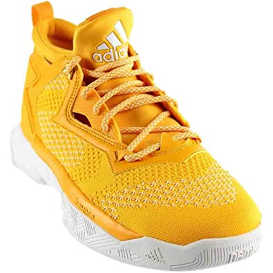 reputable site e587e ce434 adidas Mens SM D Lillard 2 Pk NCAA Athletic   Sneakers Gold